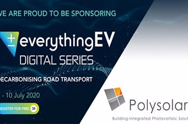 Polysolar Sponsors Everything EV Digital Series